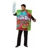 Fun Dip Wrapper Adult Costume